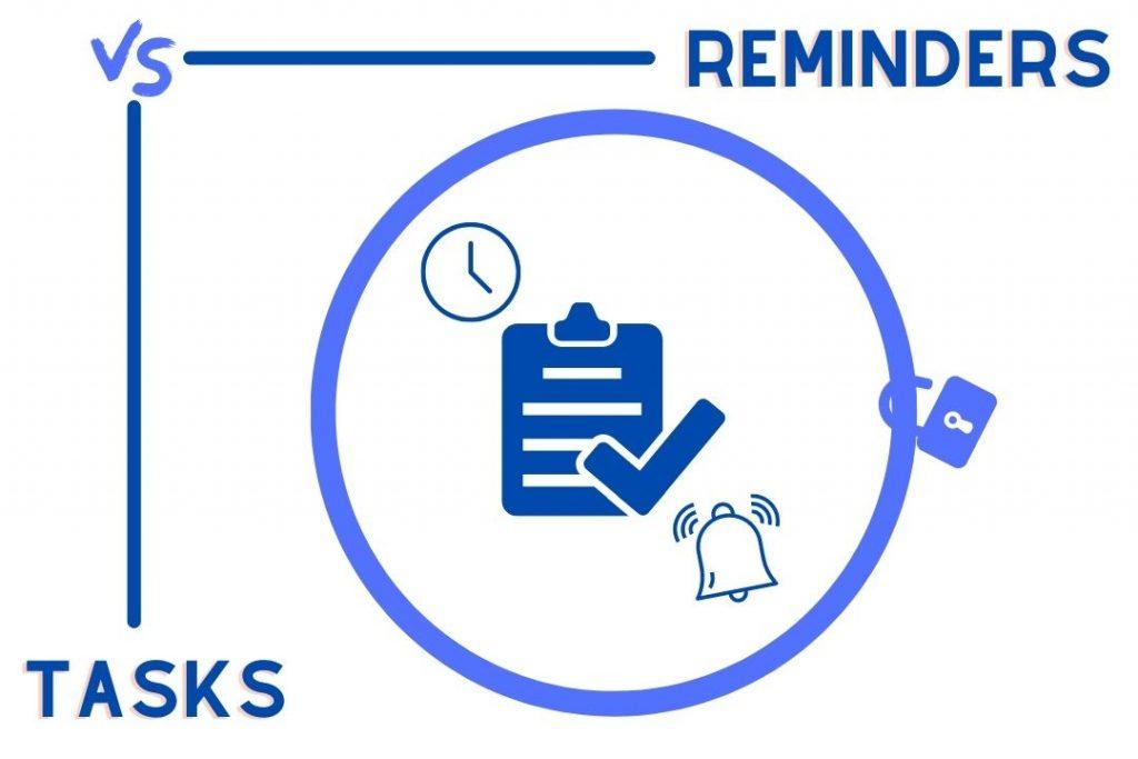 Google Tasks vs Reminders